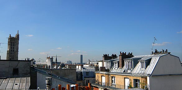 DUPLEX – PARIS 4e ARRONDISSEMENT – TERRASSE -EXCLUSIVITE