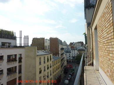 75005 – PARIS – PROCHE DE LA PLACE DE LA CONTRESCARPE – 7 PIECES – 165 M² – LOCATION VIDE