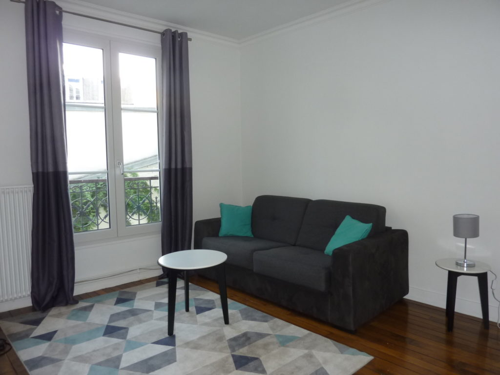 75014  PARIS – 88 rue du Moulin Vert – – 2 PIECES – 37,13 m²