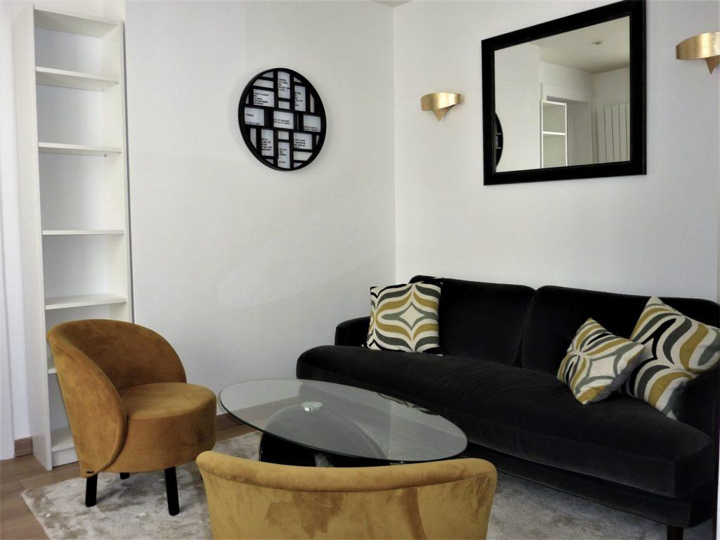 75006 Paris – appartement 1-2 pièces  – Notre-Dame des Champs – 4ème étage – ascenseur